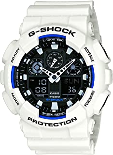 Casio Men's GA-100 XL Series G-Shock Quartz 200M WR Shock...