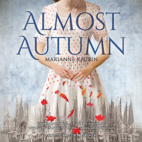 Almost Autumn audiobook cover art