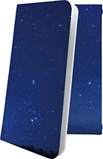 ZenFone4 Max ZC520KL ケース 手帳型 オーロラ 天の川 星 星柄 星空 宇宙 夜空 星型 ゼンフォン4 ゼンフォーン4 セルフィー 手帳型ケース ハワイアン ハワイ 夏 海 zenfone 4 風景