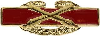 Army Combat Artillery Badge 1 1/2 inch Hat Lapel Pin H16103D186