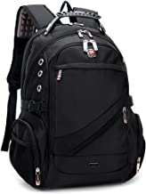 clelo waterproof laptop backpack