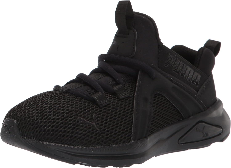 PUMA Unisex-Child Enzo 2 Slip on Running Shoe