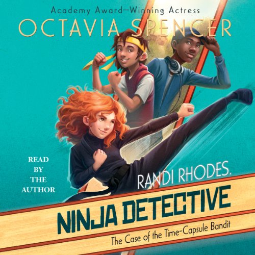 Couverture de The Case of the Time-Capsule Bandit