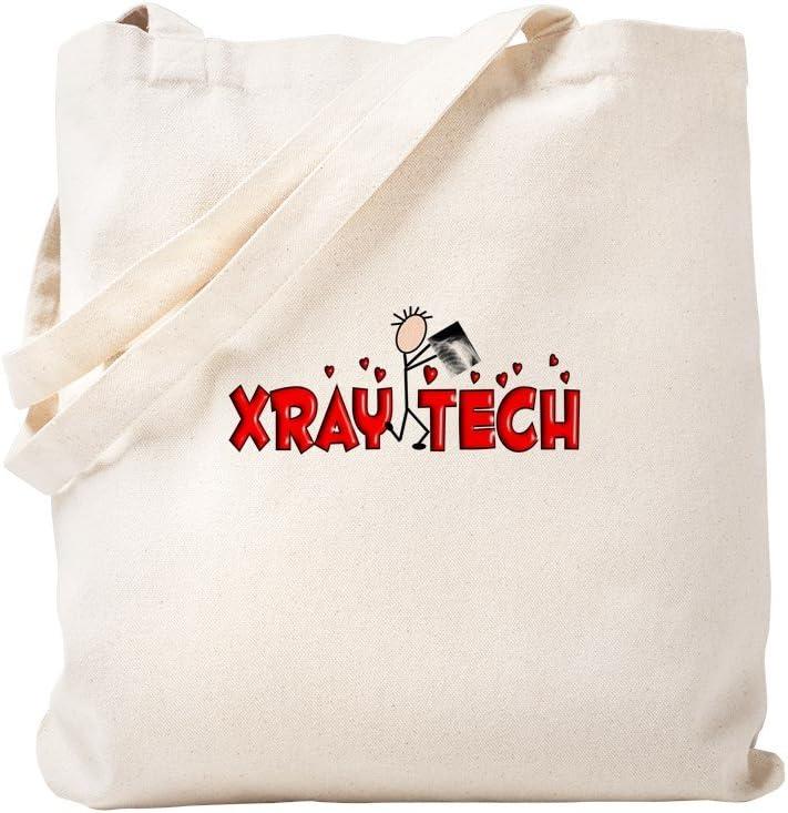 CafePress Radiology Tote Bag Natural Canvas Tote Bag, Reusable Shopping Bag