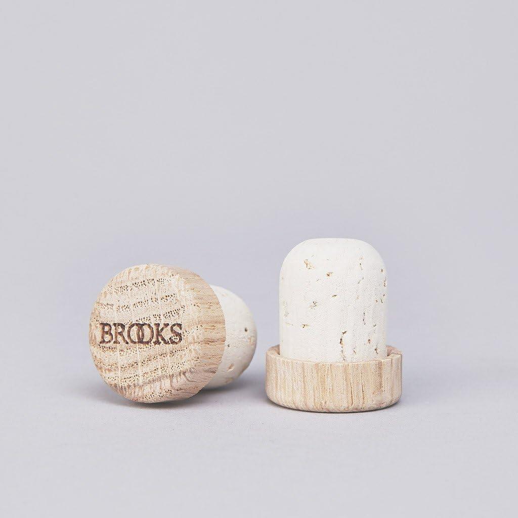 Brooks BT02AO7205 Cinta Adhesiva de Cuero para Manillar