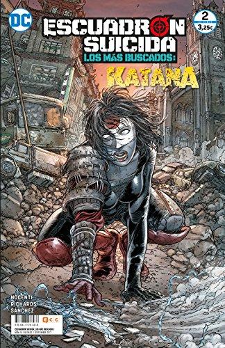 Escuadrón Suicida: Katana— Los más buscados núm. 14/ 2 (Escuadrón Suicida: Deadshot/Katana - Los más buscados)