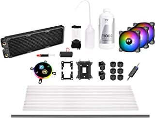 Thermaltake Pacific C360 DDC Hard Tube Water Cooling Kit, CL-W243-CU12SW-A