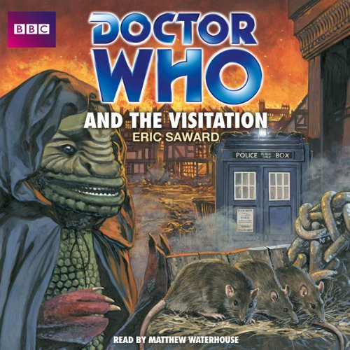 Doctor Who and the Visitation cover art