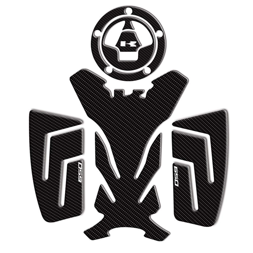 KKmoon almohadilla Deposito Moto Protector Tanque Moto, Pegatina Deposito Moto,Diseño de Fibra de Carbono: Amazon.es: Coche y moto