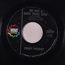 we got a good thing going / spread your love 45 rpm single