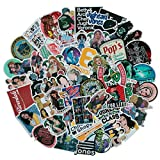 TV Show Riverdale Laptop Stickers Water Bottle Skateboard Motorcycle Phone Bicycle Luggage Guitar Bike Stickers Decal 50pcs Pack for Teens Girls (Riverdale)
