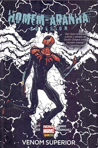 Homem-Aranha Superior. Venom Superior