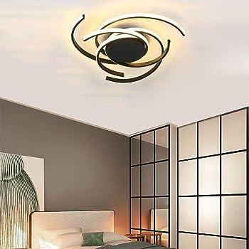 Modern Aluminium Led Ceiling Panel Lights Kitchen Living Bedroom Pendant Lamps