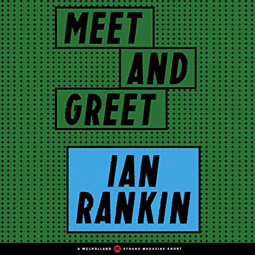 Meet and Greet audiobook cover art
