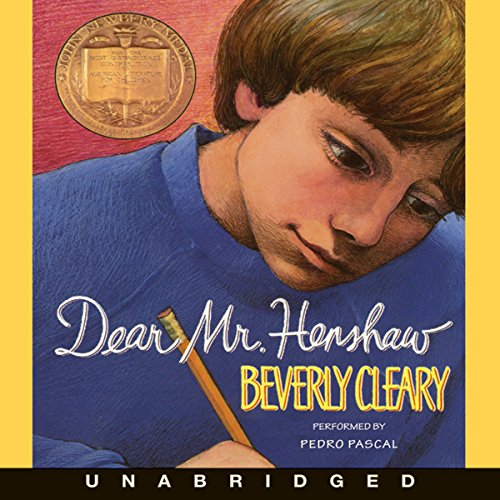Dear Mr. Henshaw  audiobook cover art