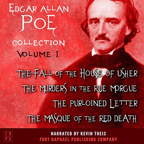 Edgar Allan Poe Collection - Volume I cover art
