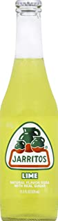 Jarritos Soda, Lime, Bottel, 12.50-Ounce (Pack of 24)
