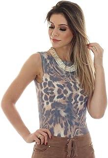 bb430d24b3 Moda - FICALINDA - Regatas   Camisetas e Blusas na Amazon.com.br
