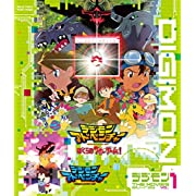 Animation - Digimon The Movies Blu-Ray Vol.1 [Japan BD] BSTD-3891