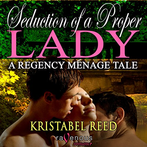 Seduction of a Proper Lady audiobook cover art