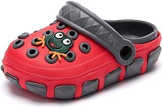 ZYLDK Sabots et Mules Enfants Sabots Pantoufles Chaussures Mixte Enfant Bébé Fille Garçon Antidérapant Eté Piscine de Jard...