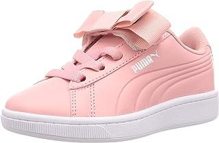 Puma Girl's Vikky V2 Ribbon Sl Ac Ps Bridal ROS Sneakers