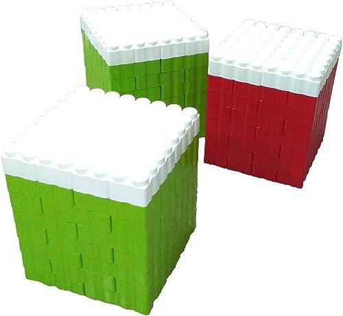 hermoso Game Movil Movil Movil Game Movil88218 - 3 taburetes Gigantes (192 Piezas)  tienda de descuento