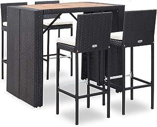 Amazon It Tavoli Bar Alti Arredamento Da Giardino E Accessori Giardino E Giardinaggio
