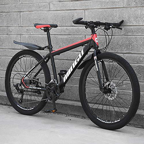 Bicicletas De Montaña 29 Pulgadas Bicicletas Eléctricas Para Adultos Mujeres Bicicleta De Montaña De 24 Pulgadas, 21 Engranajes Para Regulación De Velocidad, Fácil De Conducir, 0 Emisiones De Carbono