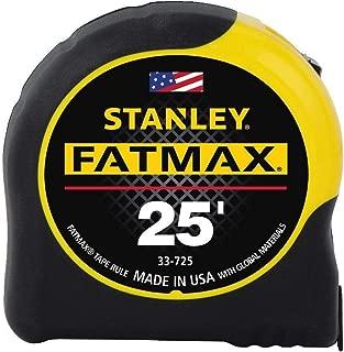 Stanley Tools 33-725 25-Feet FatMax Tape Measure - 4 Pack