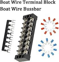 Best boat wiring terminal block Reviews