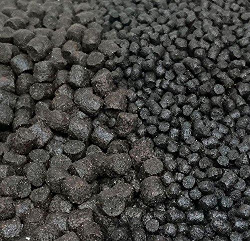 NATURAVIVA BASSANO Tarta Pellet alimento Completo e bilanciato per Tartarughe acquatiche e palustri a Base di Pesce con vitamine e minerlai. (Pellet Piccolo 2-3 mm, 5 kg)