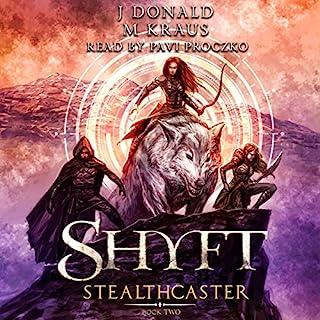 Stealthcaster: A LitRPG Adventure cover art