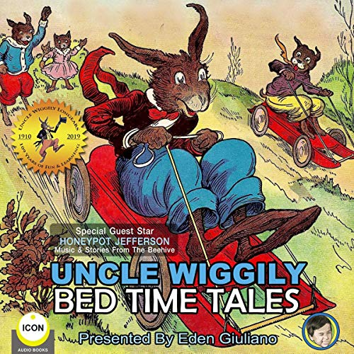 Uncle Wiggily Bed Time Tales cover art