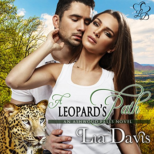 A Leopard's Path audiobook cover art