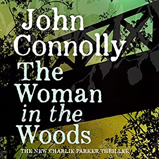 The Woman in the Woods cover art