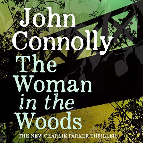The Woman in the Woods audiobook cover art