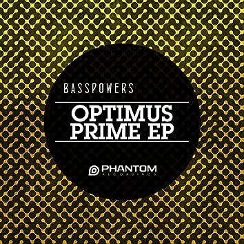 Optimus Prime EP