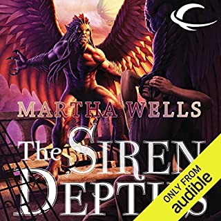 The Siren Depths                   Written by:                                                                                                                                 Martha Wells                               Narrated by:                                                                                                                                 Christopher Kipiniak                      Length: 15 hrs and 47 mins     4 ratings     Overall 4.8