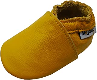 yellow moccasin