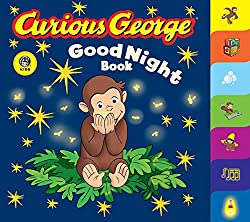Curious George Good Night Book ~ The Best Bedtime Books for Babies