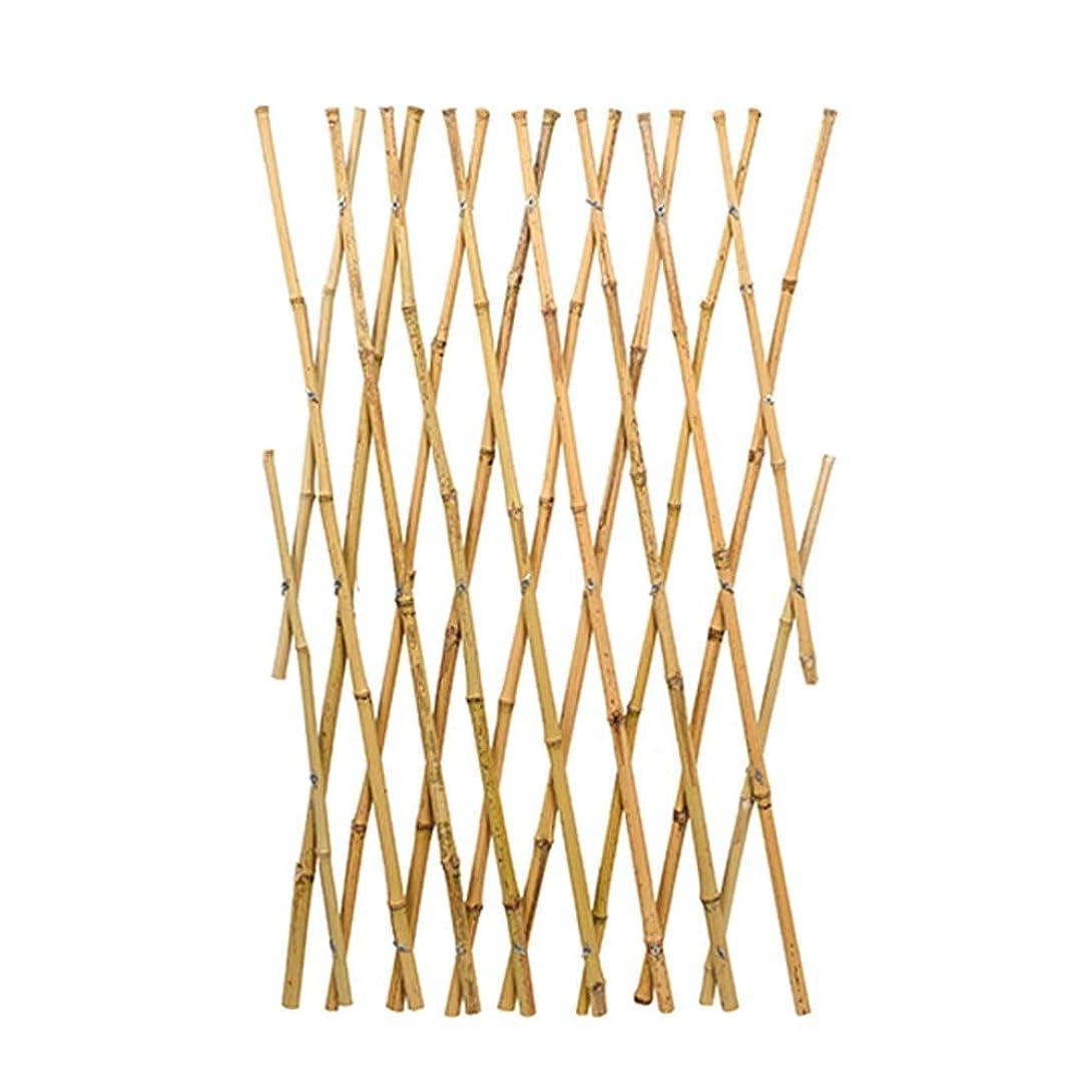 助言する評価可能針JIANFEI 木製 ボーダーフェンス家の装飾 竹製フェンス 庭のフェンス 天然竹 拡張可能 防水 、4つのサイズ (Size : 90x180cm)