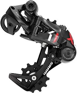 SRAM X01 DH Type 3.0 1x7 Speed Short Cage Rear Derailleur Black