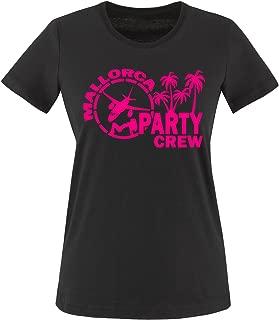 Frauen Damen T-Shirt Kornröschen Größe XS 5XL Party Tour Malle JGA Mädels