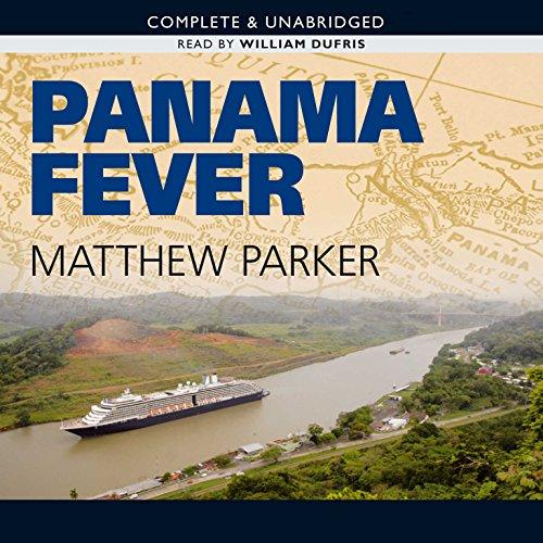 Panama Fever audiobook cover art