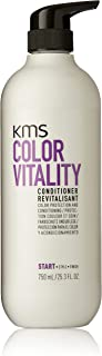 KMS Color Vitality Conditioner for Unisex, 750ml