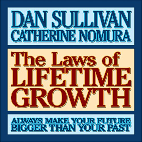 Laws of Lifetime Growth audiobook cover art