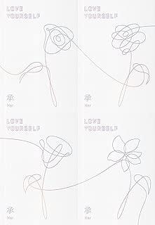 BTS - LOVE YOURSELF 承 [Her] [Random ver.] +Photobook+Photocard+Official Poster+Extra Photocard