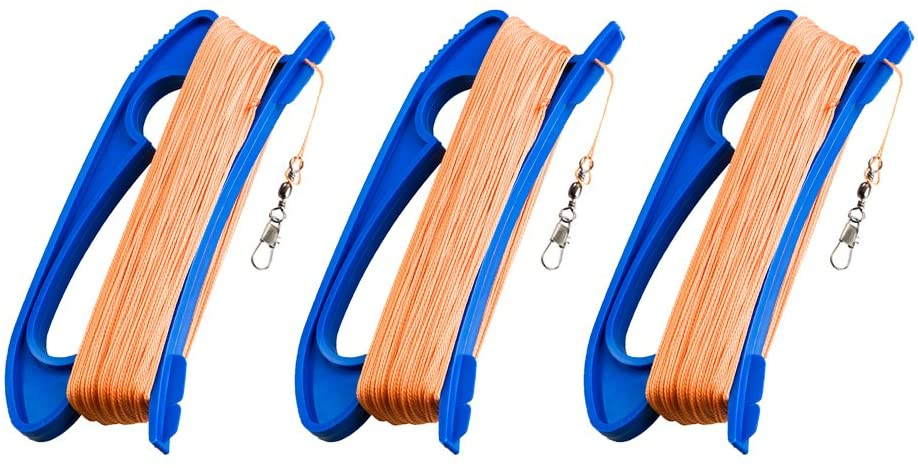 Mint's Colorful Life Kite String Directly managed store Handle- Line 300ft Spo mart for Each