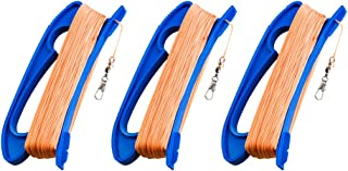Mint's Colorful Life Kite Handle with line,300ft Durable String and Connector Ready, 3 pcs